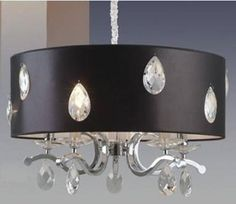 Warehouse of Tiffany Arriaga 5-Light Crystal Chandelier | Guest ...