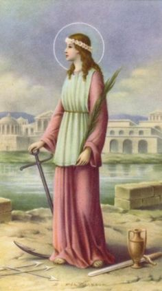 Prayers for the intercession of St Philomena
