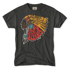 Black Hills #vintage #tshirt #indian