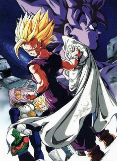 SanGohan  ~  • Combat de Cell •  ~  Dragon Ball /Z/GT/Kai