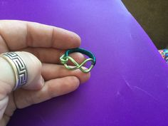 Infinity ring for my ZZ