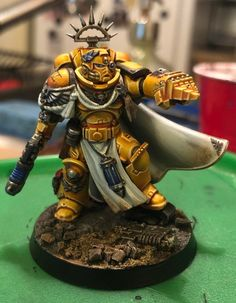 A center for all things Warhammer Age of Sigmar, and more! All facets of the hobby are welcome. Tau Warhammer, Warhammer 40k Figures, Warhammer Models, Warhammer 40k Miniatures, Battle Brothers, Warhammer Tabletop, Miniaturas Warhammer 40k, Stormcast Eternals, Imperial Fist