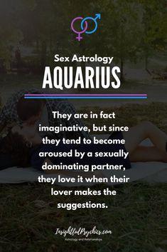 sex with an aquarius