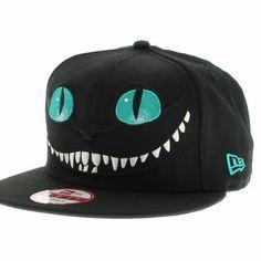 Alice In Wonderland The Cheshire Cat New Era Hats SNAPBACK New Era Cap beb9cc52e4e