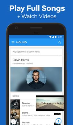 HOUND Voice Search & Assistant- 스크린샷