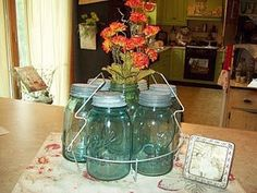 Collecting & using Mason jars