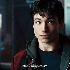 Ezra Miller Is The Flash - Page 30 - The SuperHeroHype Forums