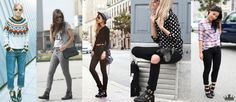 Como usar: Cut out boots | Blog da Castello