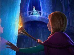 Frozen castillo congelado