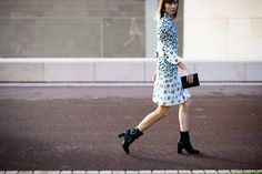 Find 47 perfect outfits for fall straight from Paris Fashion Week, now on wmag.com.
