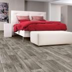 TrafficMASTER Grey Weathered Oak Plank 13.2 ft. Wide Residential Vinyl Sheet x Your Choice Length C6400.309K899P158 at The Home Depot - Mobile