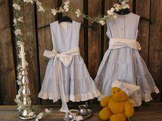 Girls beach dress toddler girl summer dress. by englaCharlottaShop, €35.00