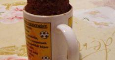 Mennyei Nutellás csészesüti recept! Aki szereti a jó édes sütiket azoknak nagyon ajánlom! Mugs, Tableware, Amigurumi, Dinnerware, Cups, Mug, Dishes