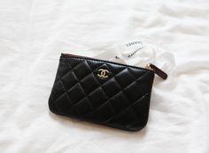 chanel coin purse