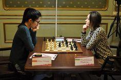 Hou-M.Muzychuk (Photo taken from chess-news.ru)