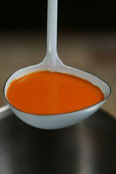 shaped ladle