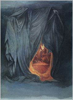 Illustrator P. J. Lynch. Illustrating Charles Dickens Christmas Carol