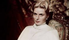 "Ingrid Bergman as Anastasia Romanova from the film ""Anastasia"" (1956)"