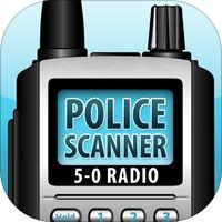 5-0 Radio Police Scanner by Smartest Apps LLC