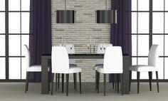 1000 images about mesas de comedor on pinterest mesas for Decoracion para comedores modernos