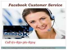 """""""To acquire our Facebook Customer Service, you are suggested to give our techies a ring on our toll-free number 1-850-361-8504. Your call will be answered by the most knowledgeable technicians who will give you the best innovative ideas for the same purpose. So, don't waste your valuable time and stay connected with us. http://www.mailsupportnumber.com/facebook-technical-support-number.htmlSee Less """""""
