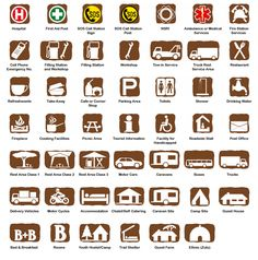 South African Road Traffic Signs Regulatory Signs, Filling Station, Directional Signs, African, Direction Signs