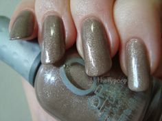 Pretty Girl Science: My Go-To Polish Is...