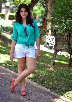 Bárbara Urias - look casual www.nopreach.com