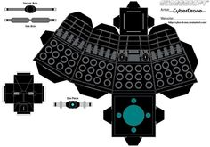Doctor Who - Dalek Sec by CyberDrone.deviantart.com on @deviantART