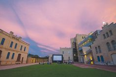 SA Current Best Place to Watch an Outdoor Movie in San Antonio (SA Museum of Art)