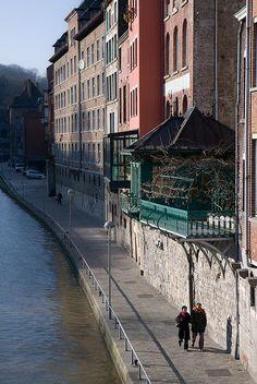 River Boulevard - Namur, Belgium
