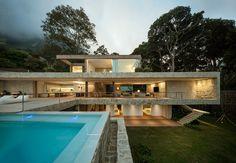 Luxury Design Home in Rio de Janeiro, Brazil