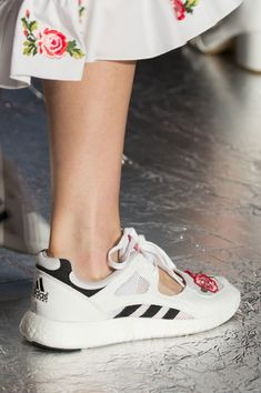 0317f9854ae Vivetta at Milan Fashion Week Spring 2017 - Details Runway Photos Tenis