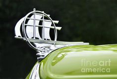1934 PLYMOUTH HOOD ORNAMENT...Brought to you by #CarInsurance@Houseofinsurance Eugene Oregon