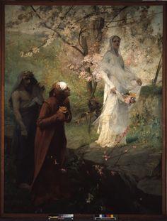 Dante Meets Matilda - Albert Magnian
