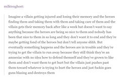 Please someone write this for all my fandoms