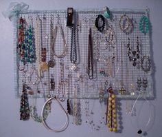Jewelery organization