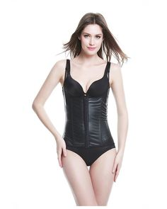 ce8310eb41 Womens Waist Trainer Corset Slimming Cincher Vest Girdle Body Shaper Vest  Gridle -- See this great product. (Note Amazon affiliate link)
