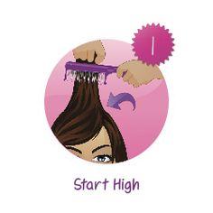 How to use the Tweeze w/ Eez Teasing Comb