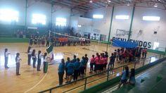 El pasado viernes se llevó a cabo la ceremonia de inauguración del torneo municipal de voleibol, evento en el cual el director de deportes del municipio...