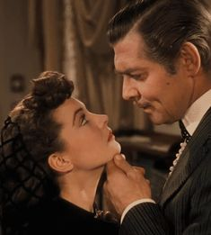 Gone With The Wind, 1939  Open your eyes and look at me. No, I don't think I will kiss you. Although you need kissing badly. That's what's wrong with you. You should be kissed and often and by someone who knows how.