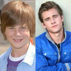 The difference Luke Benward, Different