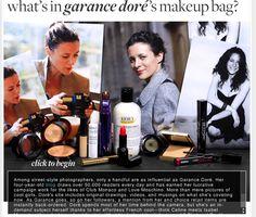 garance doré's beauty goods: - Caudalie lip conditioner