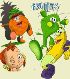 Gazpacho y Mochilo...Siempre van con Pincho... Los Fruittis!!