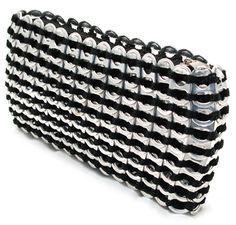 clutch made from pull-tabs