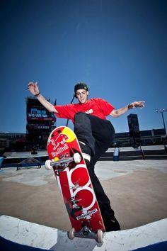 Skate #Redbull