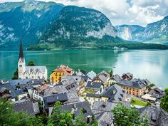 Its lakeside views and charming buildings make Hallstatt a picture-perfect town. So perfect, in fact, that China made an exact replica of the village to serve as high-end housing.