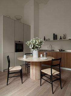 #comedores #cocinas French Home Decor, Cute Home Decor, Unique Home Decor, Cheap Home Decor, Home Interior Design, Interior Decorating, Interior Livingroom, Interior Plants, Interior Architecture