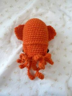 Crochet Sea Life Amigurumi : 1000+ images about CROCHET SEA LIFE on Pinterest Crochet ...