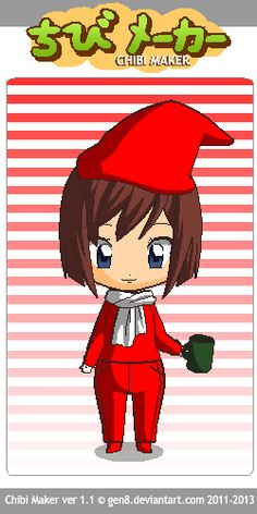 This is kinda supposed to be my elf on the shelf as a chibi Chibi Maker, Shelf, Fictional Characters, Art, Art Background, Shelving, Kunst, Fantasy Characters, Shelves